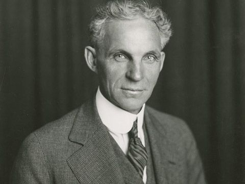 75henry Ford Quotes American Captain Of Industry