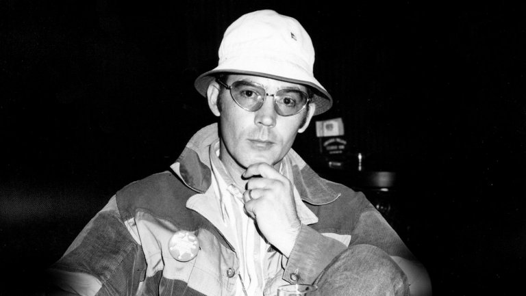 70+【Hunter S. Thompson Quotes】- Journalist & Author